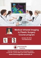 Medical infrared imaging in plastic surgery course