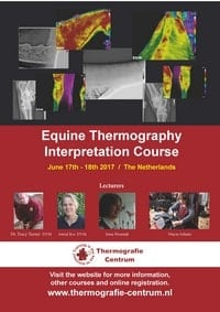 equine thermography interpretation course 2017