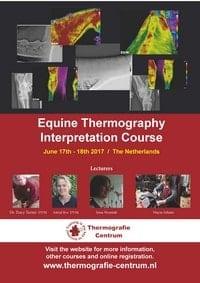 equine thermography interpretation course 2017
