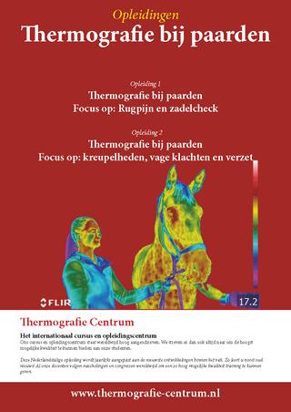 cursus paardenthermograaf