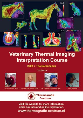 Veterinary thermal imaging interpretation course 2022